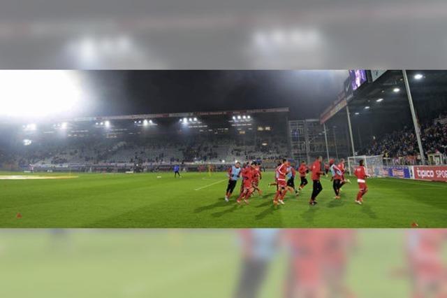 Südbadener wollen neue SC-Arena