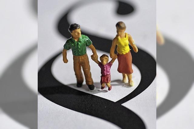 Hilfe für Kinder aus Scheidungsfamilien