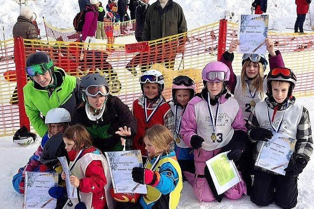 Die Skikurse der Skizunft Rheinfelden sind gefragt wie eh und je