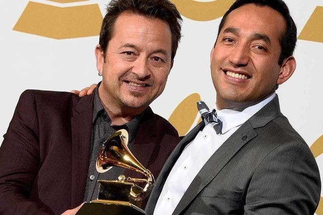 Kirchzartens Grammy-Gewinner Steffen Kühn im Portrait