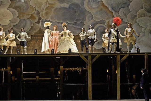 Christof Loy inszeniert, Giovanni Antonini dirigiert