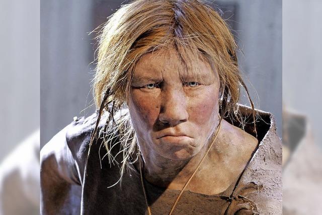 Unsere Haarpracht haben wir von den Neandertalern geerbt