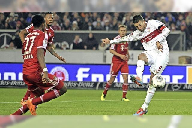 FC Bayern gewinnt durch Thiagos Traumtor in der Nachspielzeit