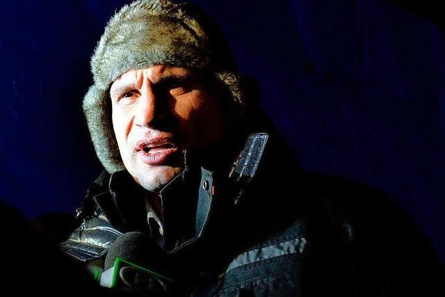 Opposition in Kiew kündigt weiteren Widerstand an