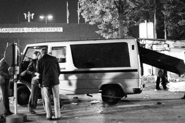 Wiesn-Attentat 1980: Wer war der Täter aus Donaueschingen?