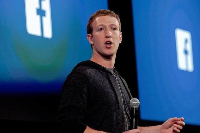 Facebook hat mehr als 1,2 Milliarden Nutzer