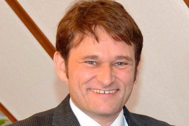 Martin Löffler kandidiert für den Kreistag