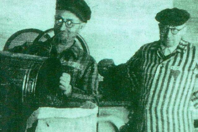 Pfarrer Anton Maria Fränznick starb im KZ Dachau