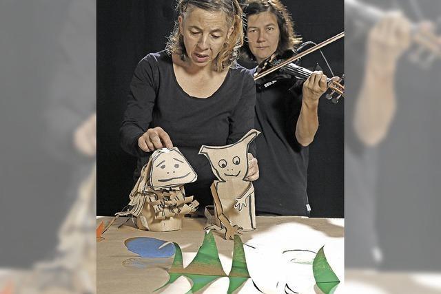 Das regionale Figurentheater Doris Weiller: