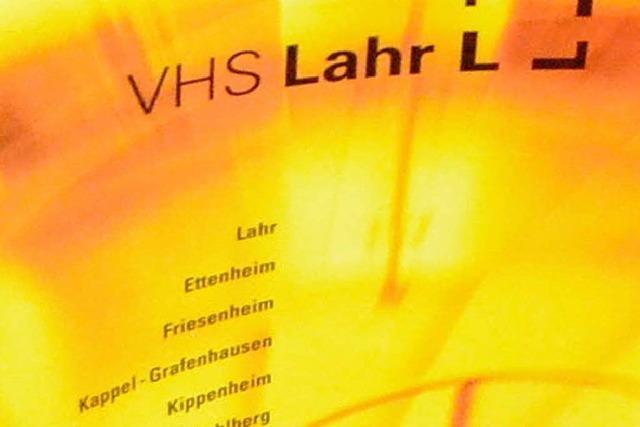 Das neue Programm der VHS ist da