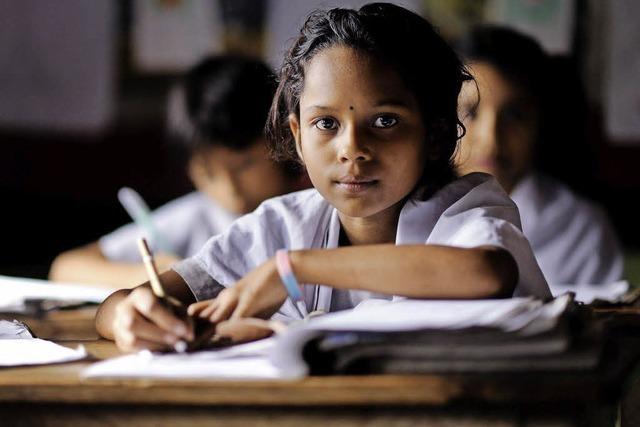 410 Kindern die Schule gesichert
