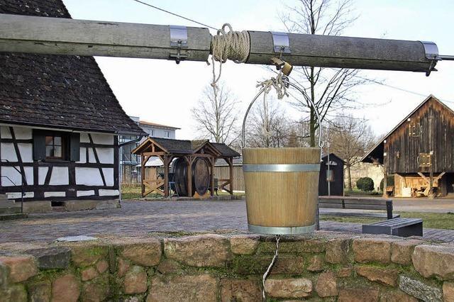 Am Dorfplatz sollen Toiletten für Behinderte entstehen
