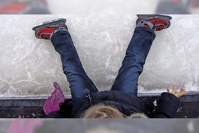 Die Schuhe werden teurer, das Eislaufen meist nicht