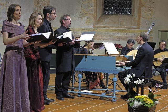 Musikalische Zeitreise an den florentinischen Hof