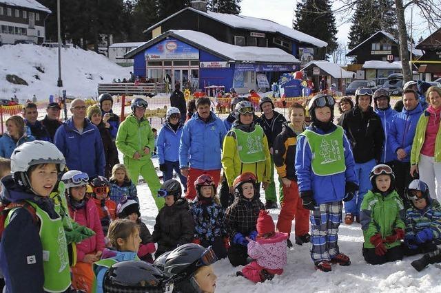 Skikurse des Ski-Clubs Zell sind beliebt