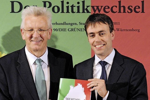 SPD und Grüne setzen auf Kooperation und Dialog