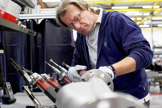 Badens Industrie schimpft auf die Große Koalition