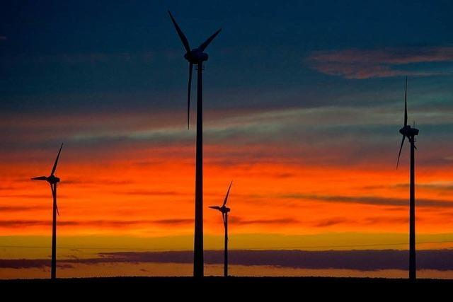 Ministerium: Anträge für 227 Windräder eingereicht