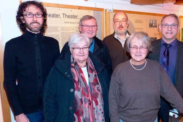 Theater – neue Ausstellung im Heimatmuseum