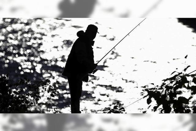 Angler fischten nicht im Trüben