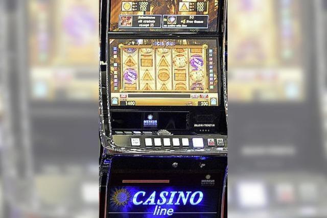 Casino-Pläne mit juristischem Nachspiel