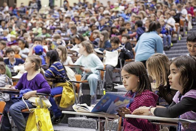 Kinder-Uni-Vorlesungen sollen Lust auf Forschung wecken