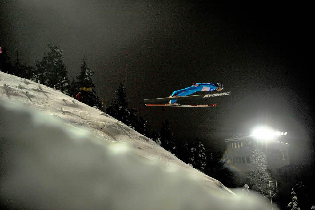 s dwest skispringer schmitt r cktritt alle haben respekt vor seiner leistung badische. Black Bedroom Furniture Sets. Home Design Ideas
