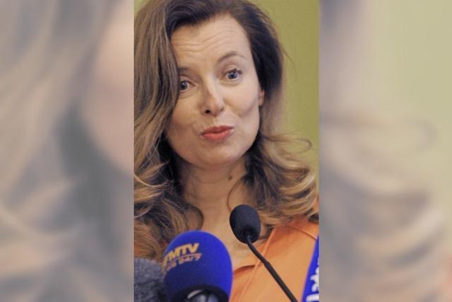 Hollandes ehemalige Lebensgefährtin Trierweiler erzählt ihre Version der Trennung