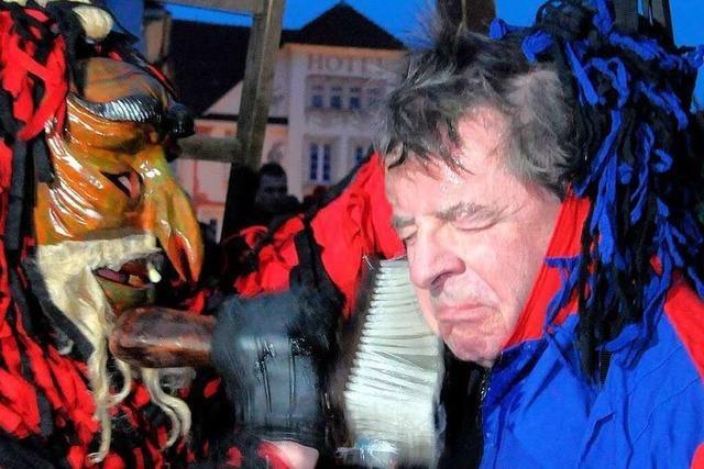 Fotos: Narrengericht mit Willi Stächele in Lahr