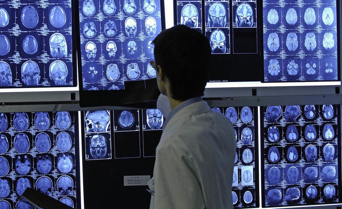 Bei Röntgenbildern seien oft mehrere I...e  genaue  Patientenkenntnis wertlos.   | Foto: Wikipedia