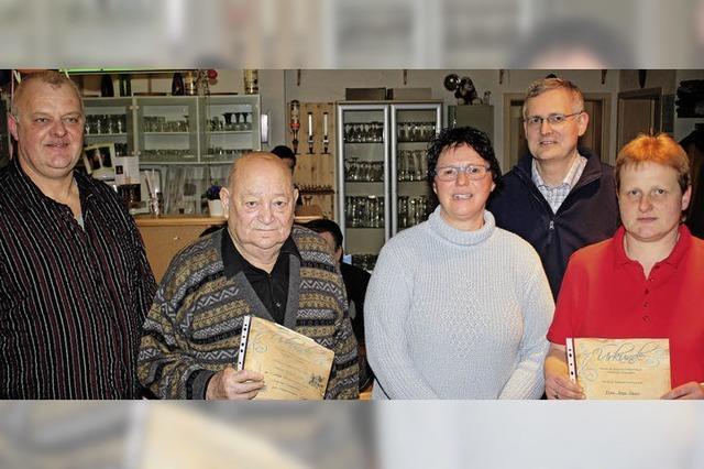 Der Kenzinger Schäferhundeverein wird 50 Jahre alt