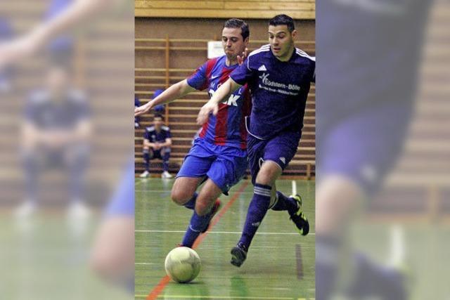 VfB Waldshut in Lauchringen vorne