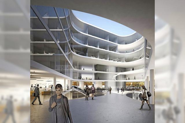 Münchner Architekten bauen für ETH-Departement Biosysteme