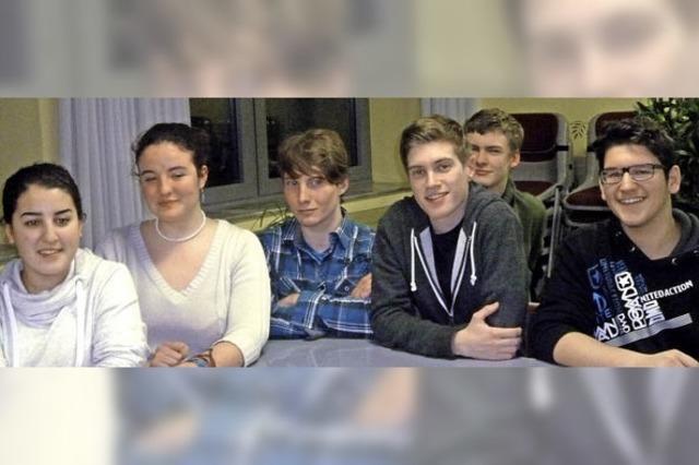 Schon 40 Kandidaten fürs neue Jugendparlament
