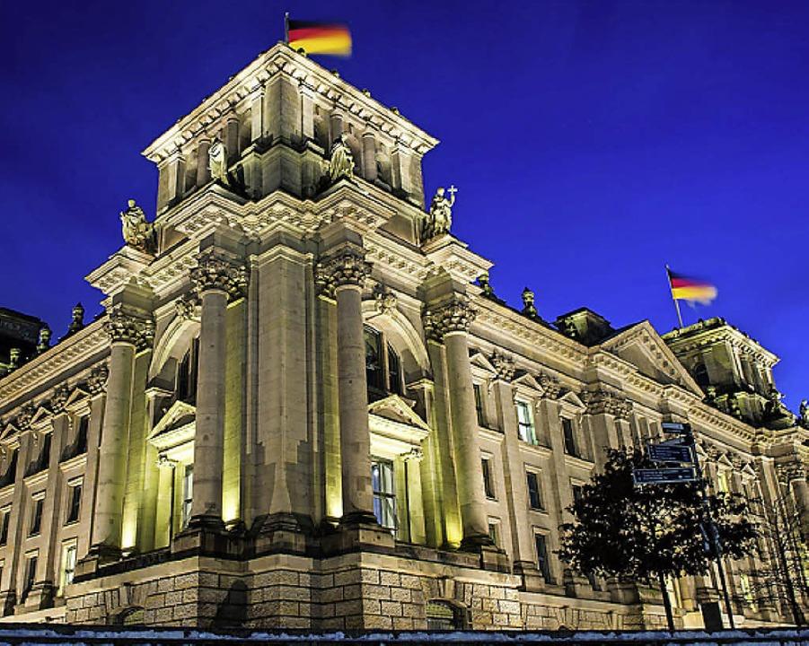 Reisepläne: Wehrs Gemeinderat will im Mai nach Berlin fahren.   | Foto: dpa