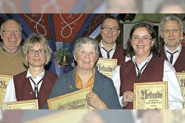 Musikverein Oberhof fehlt es an Musikern