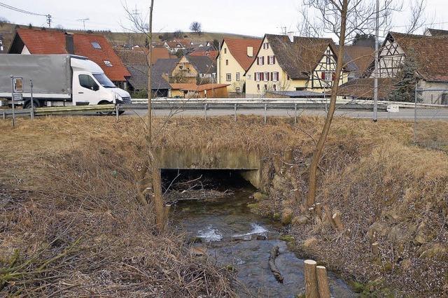 Brücken sind in Planung