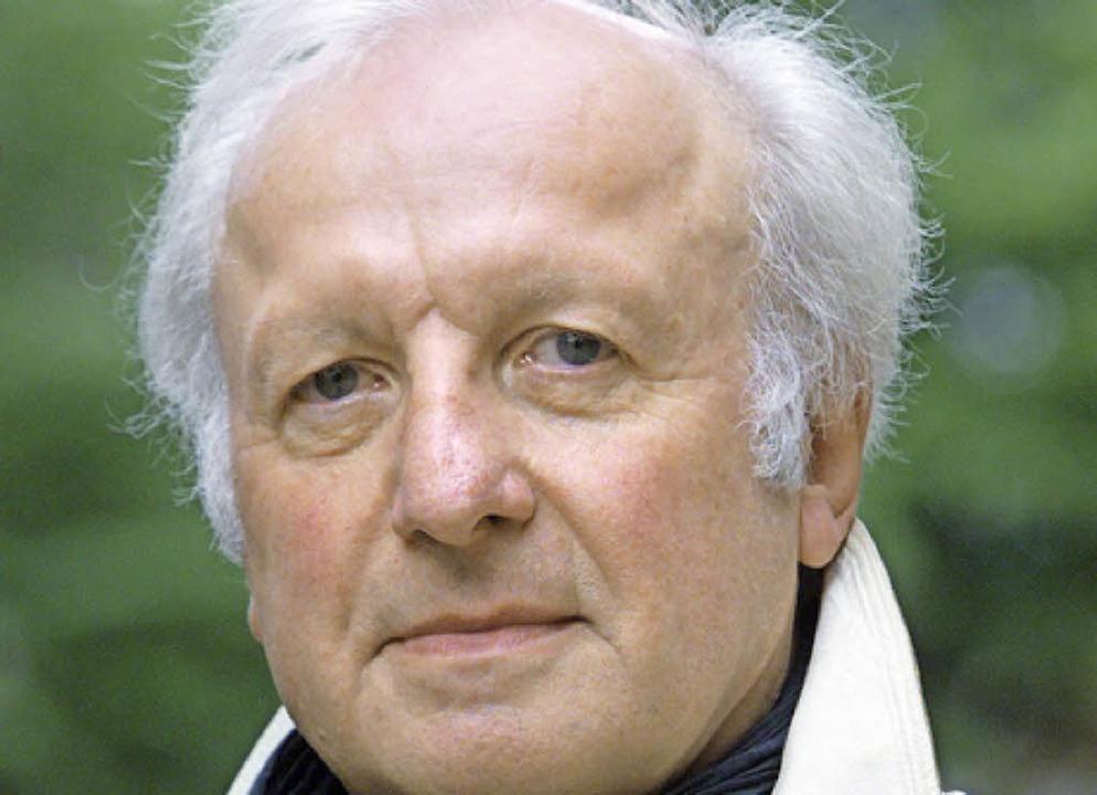 Gerd Albrecht   | Foto: dpa