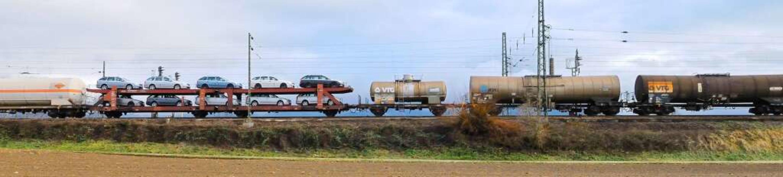 Die Rheintalbahn soll ausgebaut werden.  | Foto: Siegfried Gollrad