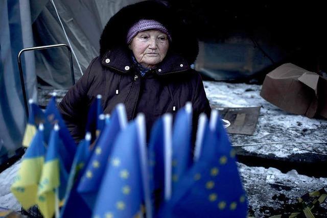 Westen plant Marshall-Plan für angeschlagene Ukraine