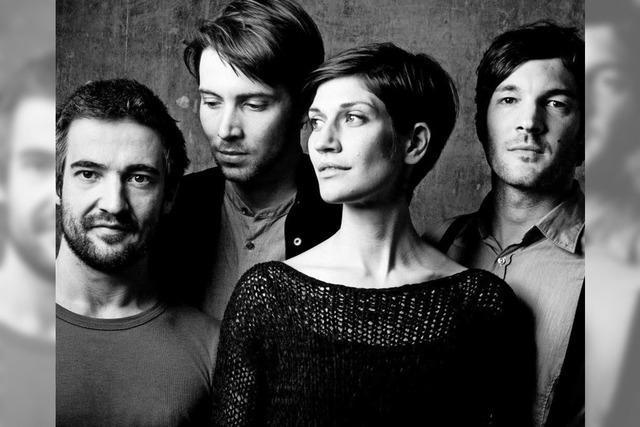 Alin Coen Band in Freiburg: Zart und eindrücklich