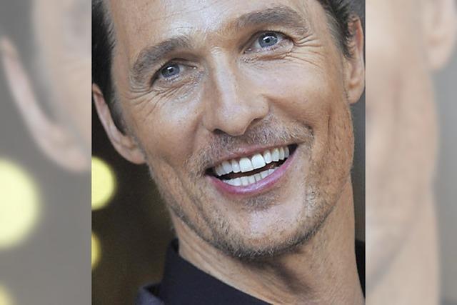 """Matthew McConaughey: """"Ich musste da durch"""""""