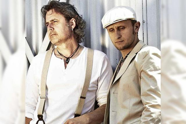 Karten gewinnen: Tribute-Duo Graceland in Freiburg