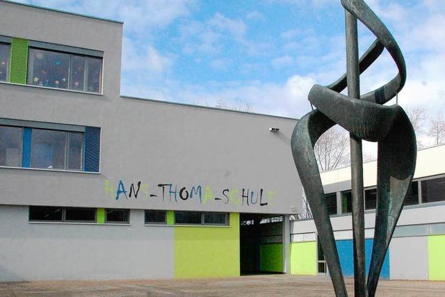 Hans-Thoma-Werkrealschule steht vor dem Aus