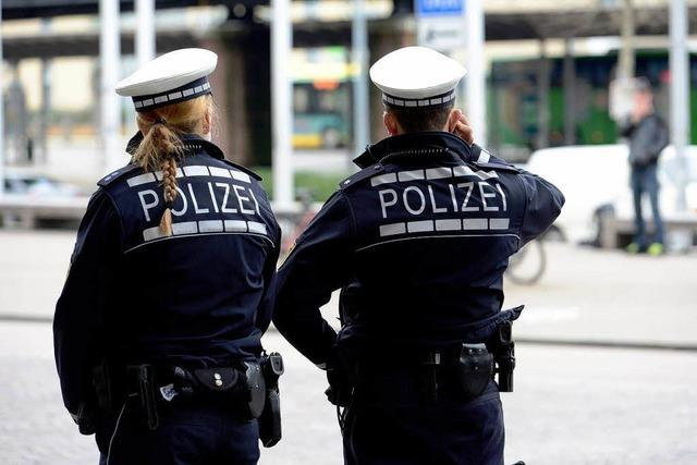 Nur fünf Polizisten mehr für Freiburg – OB Salomon enttäuscht