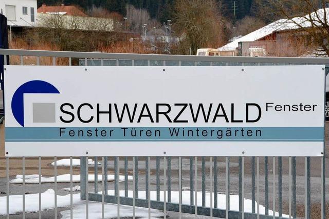 Schwarzwald Fenster schließt: 50 Mitarbeiter verlieren Job