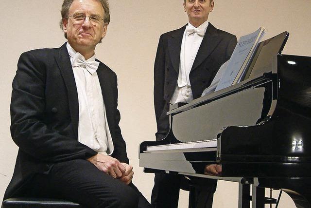 Leise flehen Schuberts Lieder