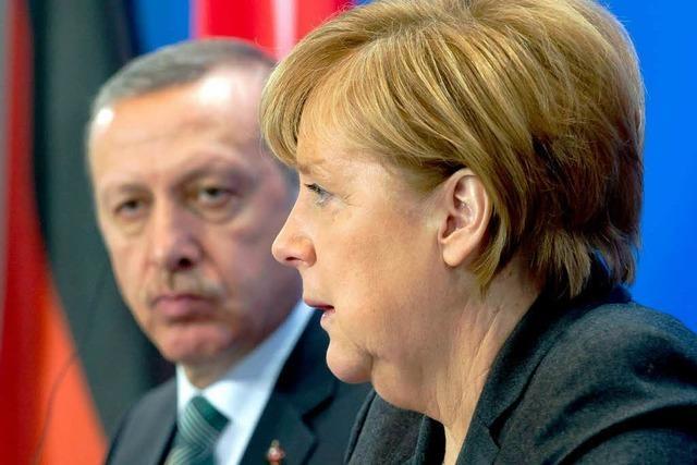 Die Türkei und die EU: Erdogans neue Bescheidenheit