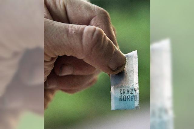 Heroin ist in den USA auf dem Vormarsch