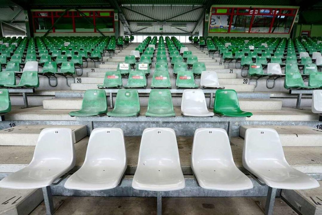 Der SC Freiburg braucht ein neues Stadion.  | Foto: Ingo Schneider